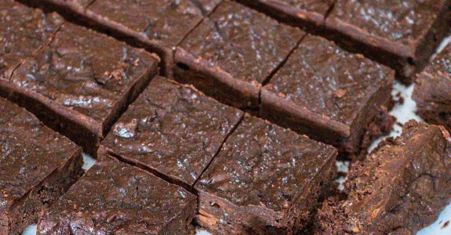 Brownie de Chocolate Low-carb